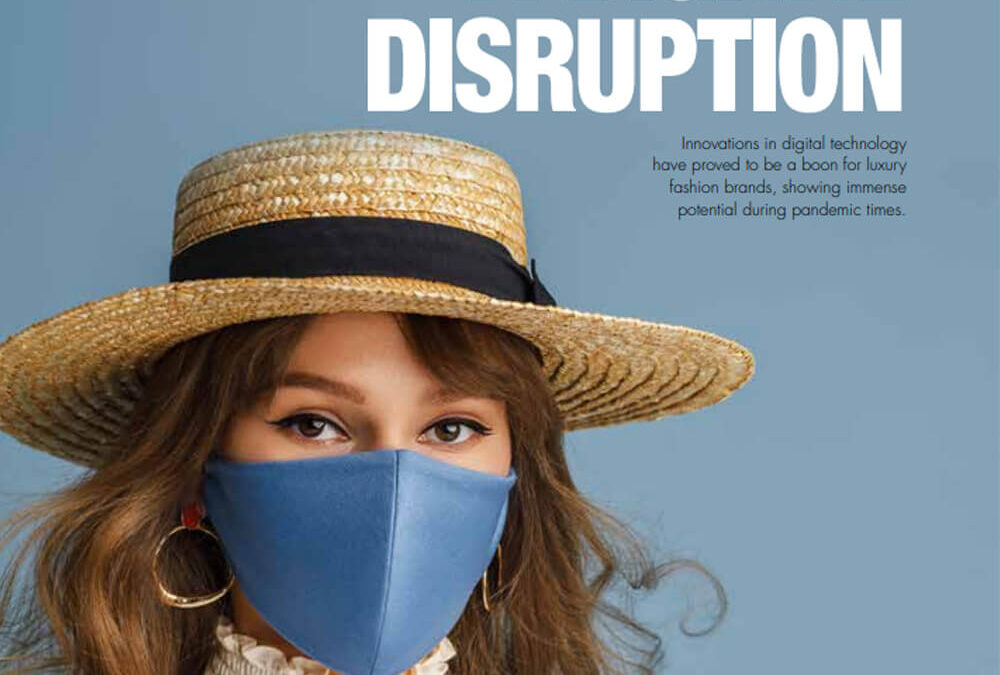 A Digital Disruption